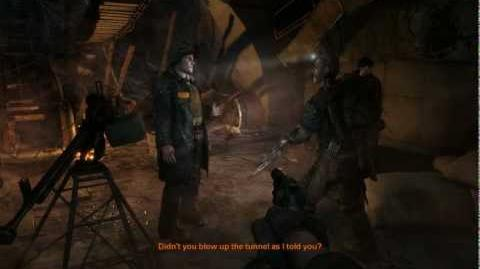 Cursed (Metro 2033 Level)/Walkthrough