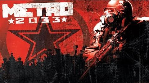 Original METRO 2033 no commented 2 hunter