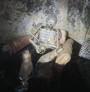 Night Hunter Corpse - Apartments
