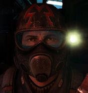 Maska Przeciwgazowa (Zakon Spartan 1)