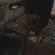 Night Hunter Corpse - Apartments2
