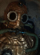 Maska Przeciwgazowa (Stalker 1)