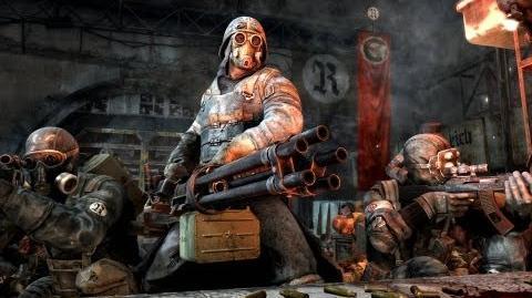 Heavy Squad (Faction Pack DLC Level)/Walkthrough