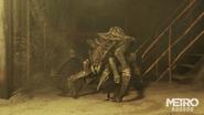 Exodus - pająk