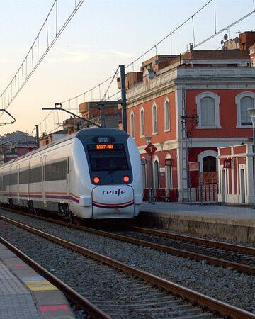 Montcada I Reixac Wiki Metro De Barcelona Fandom