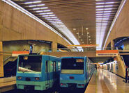 Metro de Santiago - Vespucio Norte