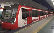 Trenes L3 y L6 Metro de stgo