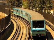 NS 74, Metro de Santiago