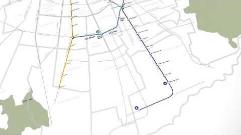 Conoce cómo será la extensión de Línea 4 del Metro de Santiago