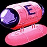 Artwork del tanque de energía en metroid II.png