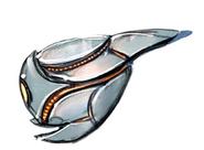 Sentry Drone Concept Art MP1