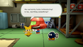 Paper Mario The Origami King Space Warrior Mask Olivia comments