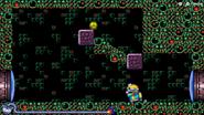 Super Metroid microgame in WarioWare Get It Together 3