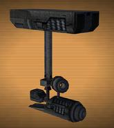 Torreta Luminaria MP2