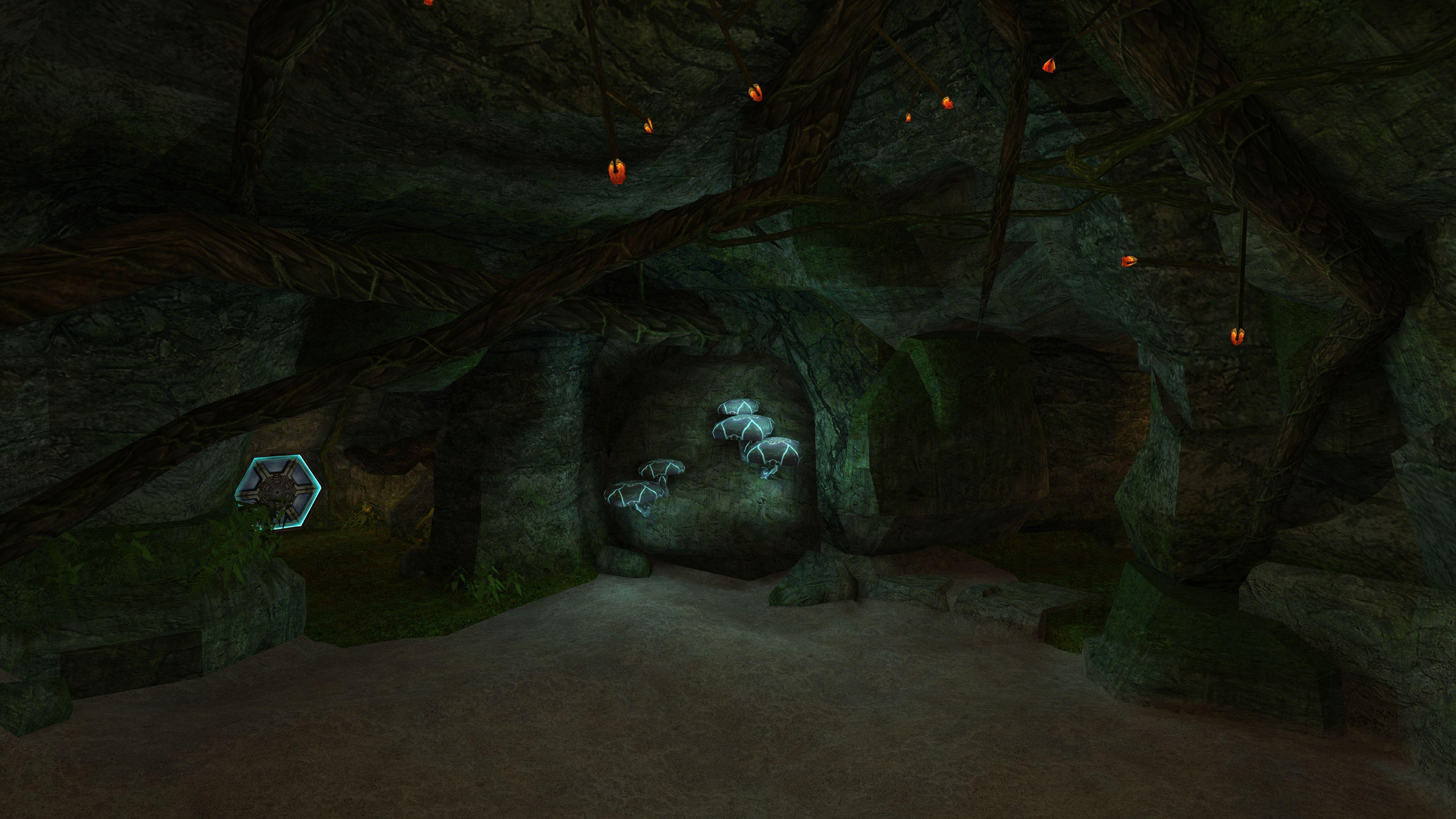 Canyon Cavern