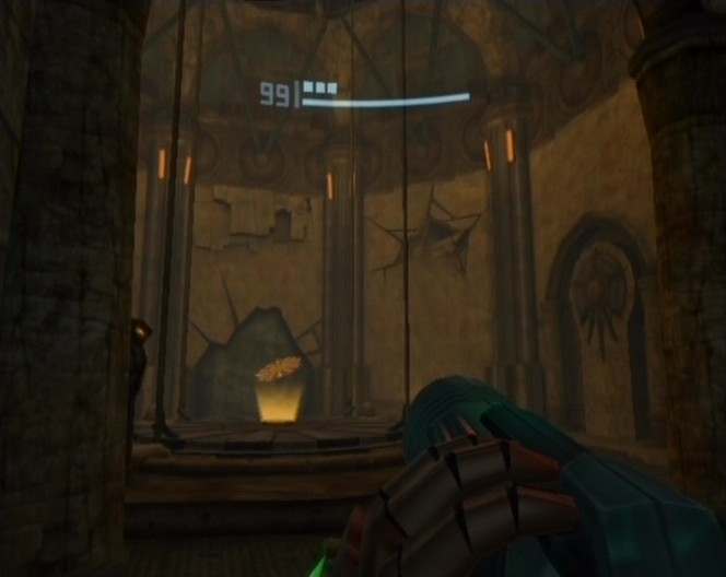 List of rooms in Metroid Prime/Magmoor Caverns