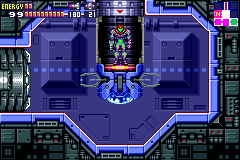 List of rooms in Metroid Fusion/Sector 4 (AQA)