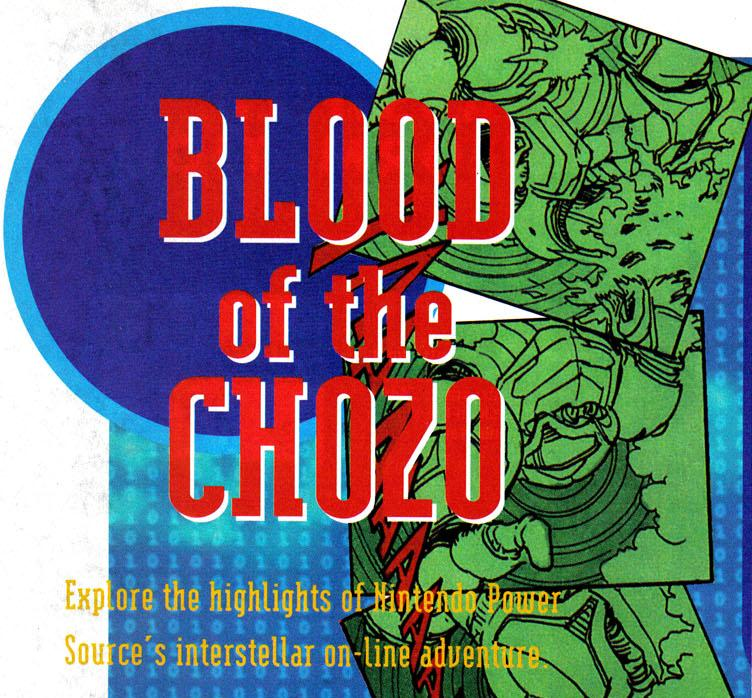Blood of the Chozo