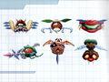 MSR Artbook Seerook Pincher Fly Mumbo Yumbo Gullugg Septogg