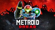 Metroid Dread Main Art MD