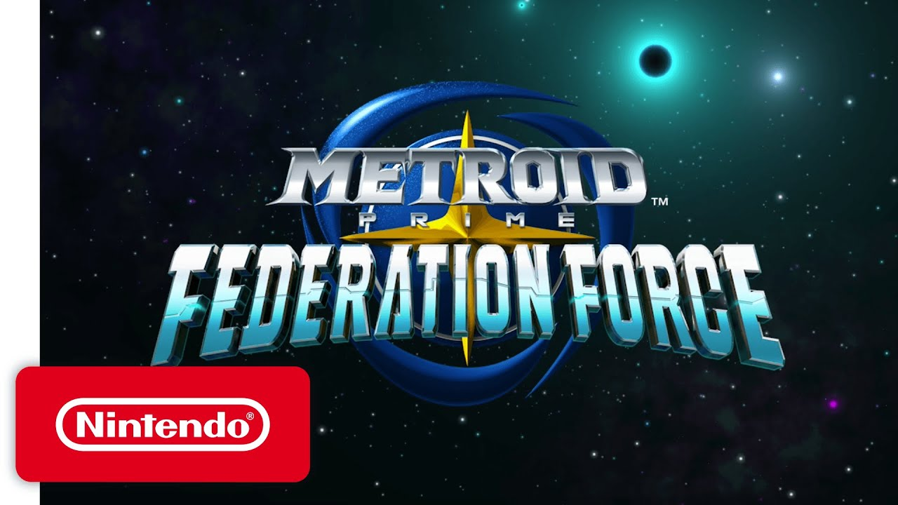 Metroid Prime: Federation Force - Available Now!