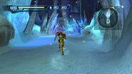 Cryosphere snowy room long HD