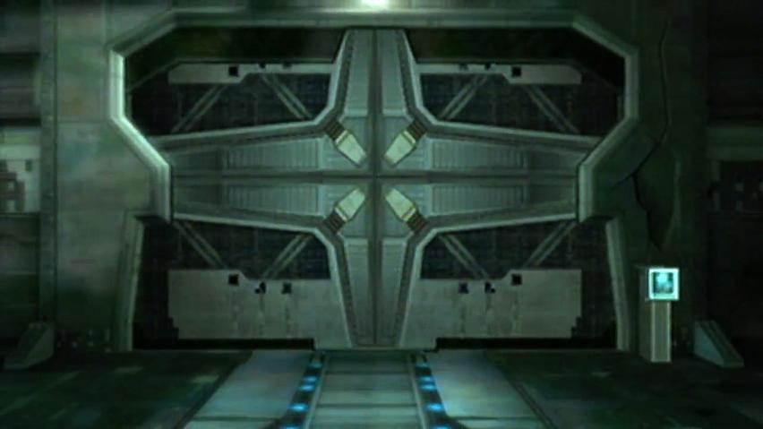 Cargo-bay doors