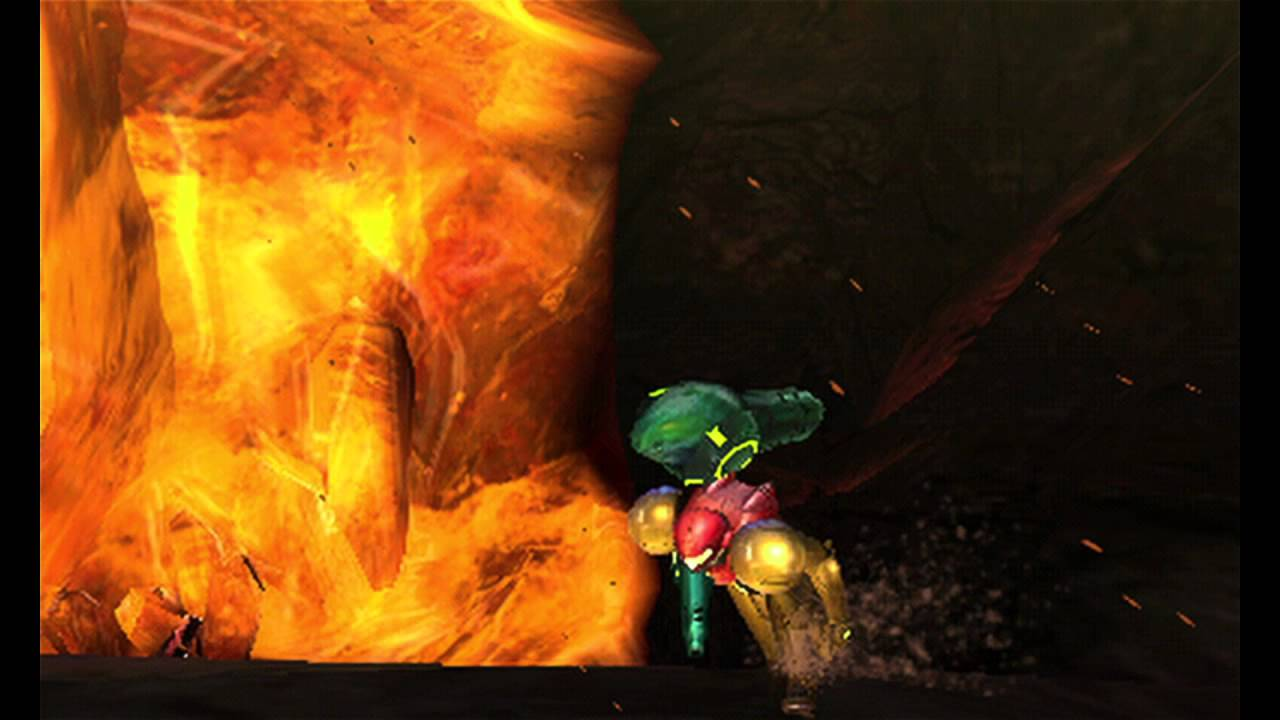 Metroid Costume Trailer