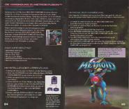 Metroid Prime Anleitung Seite 24 25