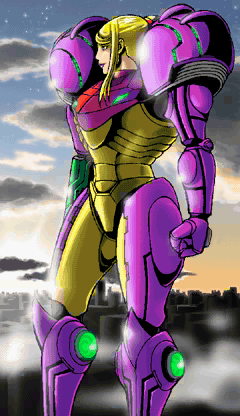 Fully Powered Suit