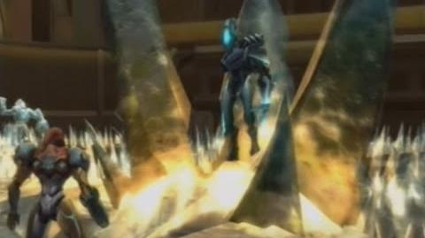 Metroid Prime 3 Corruption - Hunter Rundas
