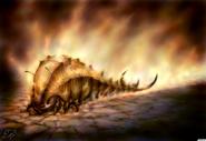 Sova Metroid Prime Spaceworld concept art