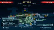 Metroid Dread Map Terrain