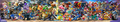 SSBU Panoramic with Sept. 13 Direct characters
