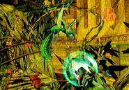 Metroid Prime beta charge beam