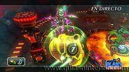 Ridley y Kraid en Metroid Blast