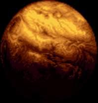 Planeta de Clase XIX