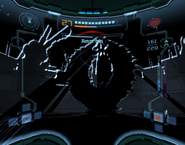 Dark Amorbis Echo Visor (Gamecube)