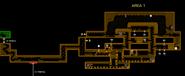 Metroid 2 Area 1 Map (2)