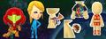 Miitomo Metroid items
