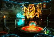 Portal to Leviathan Battle ship