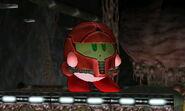Kirby Samus SSB43DS copy ability
