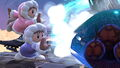 SSB Ultimate Ice Climbers freezing Metroid