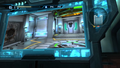 Subterranean Control Room - NavBooth closeup