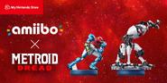 My Nintendo Store UK promo for Dread amiibo