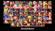 Nintendo Direct Smashdown roster