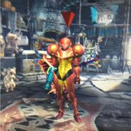 Samus Monster Hunter
