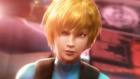 Young Samus in Zero Suit MOM