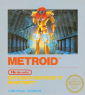 Metroid - Boxart PAL (small box)