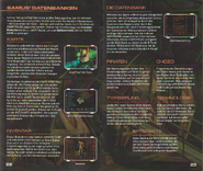 Metroid Prime Anleitung Seite 22 23